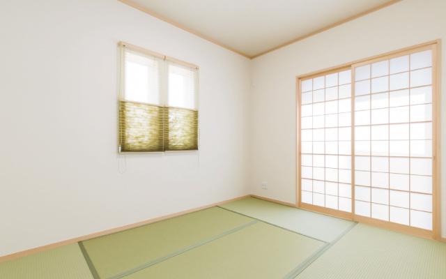 家族それぞれの個室がある家の画像