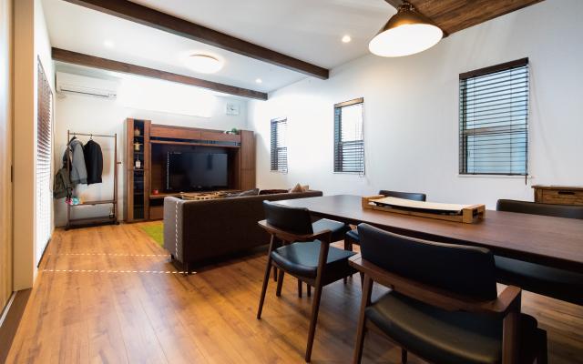 ブルックリンスタイルの家の画像