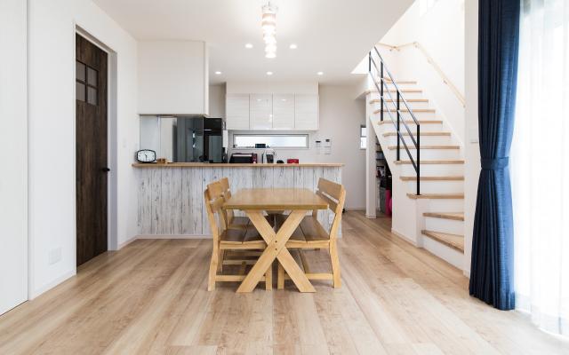 高さを意識した設計デザインの家 の画像2