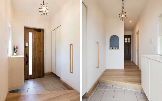高さを意識した設計デザインの家 の画像7