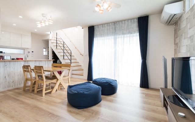 高さを意識した設計デザインの家 の画像10