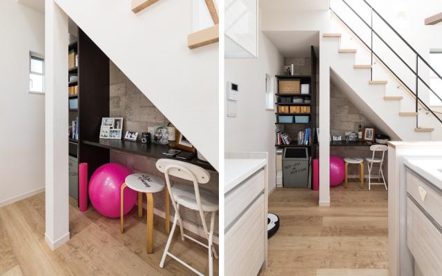 高さを意識した設計デザインの家 の画像12