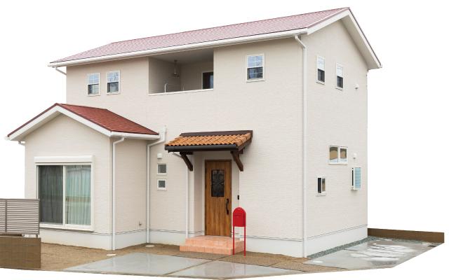 小上がり和室のある家の画像