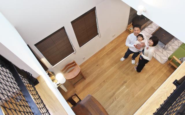 高さと広がりを満喫する家 の画像11