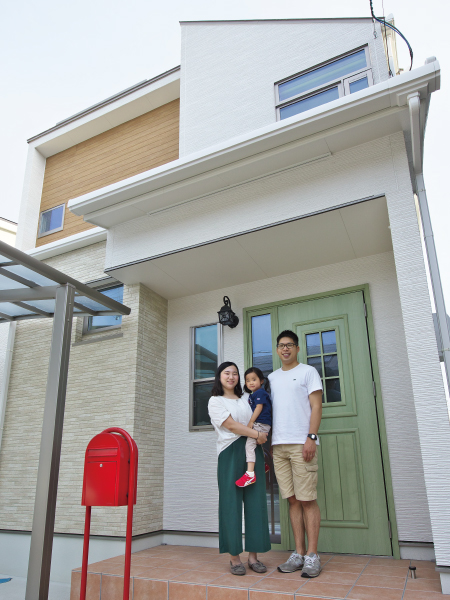 機能と暮らしやすさを備えた家 の画像2