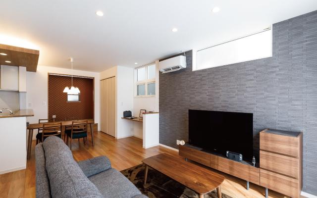 家事動線、収納、趣味の家の画像
