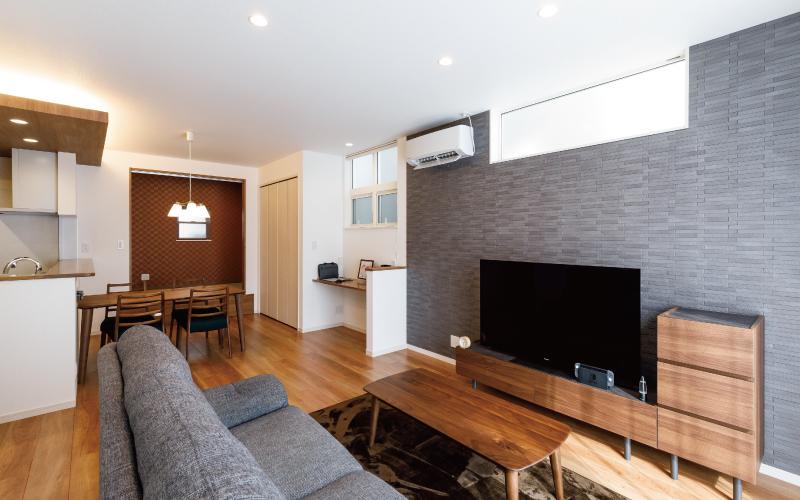 家事動線、収納、趣味の家 の画像3