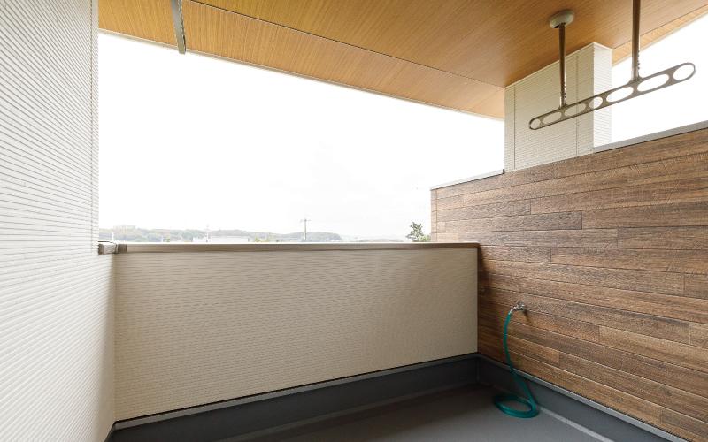 自然素材をふんだんに使った家 の画像10